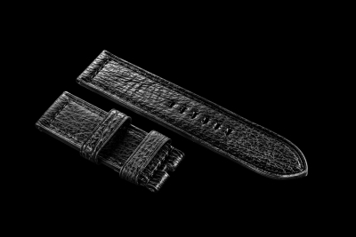 26mm ADM personalized black shark strap